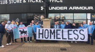 Angielska herbata: kluby bezdomne – nie tylko polski problem