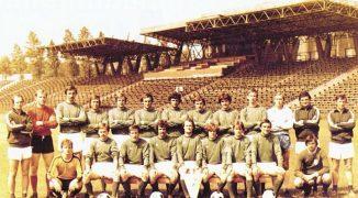 Zapomniani mistrzowie – Szombierki Bytom 1979/1980