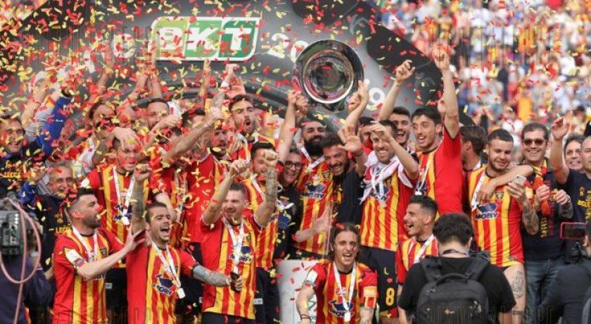 Skarb kibica Serie A: US Lecce – poznaj beniaminka z południa Włoch