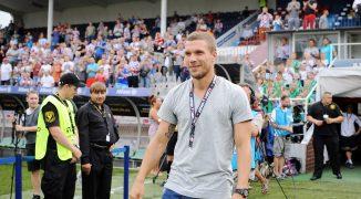 Lukas Podolski – świetny piłkarz, jeszcze lepszy przedsiębiorca?