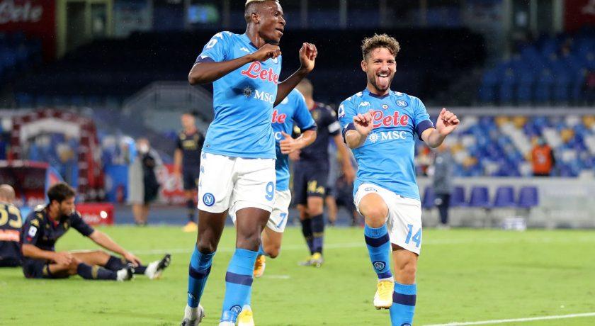 Napoli jest na fali, dlatego skupi się na lidze
