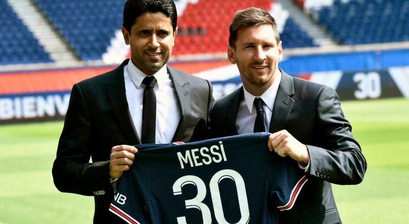 Messi i PSG, czyli marketingowy mariaż marzeń