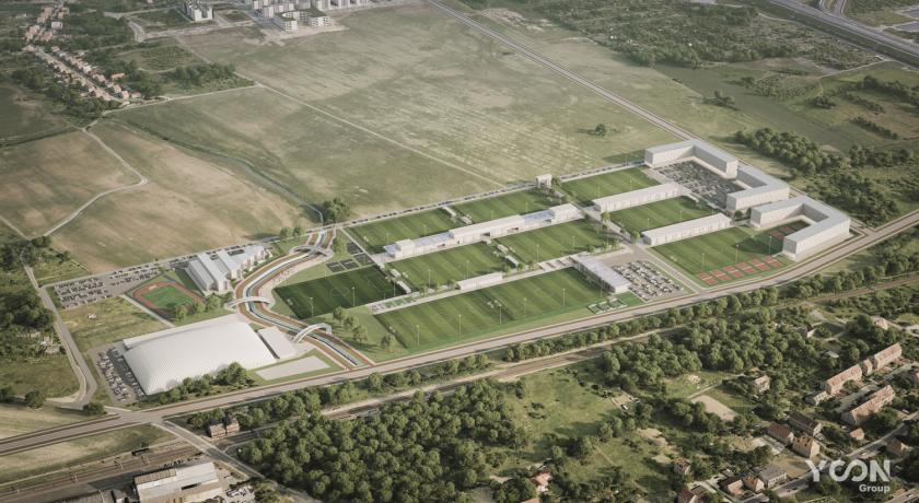Wrocławskie Centrum Sportu zaprezentowane – ważny krok dla dolnośląskiego futbolu