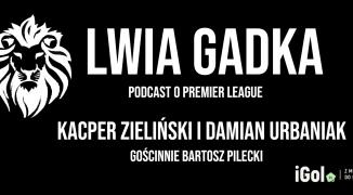 """""""Lwia Gadka"""" #5: wokół Manchesteru, gość – Bartosz Pilecki"""