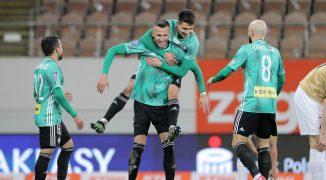 Legia skromnie wygrała w Gdańsku, choć sam mecz nie dostarczył wielu emocji