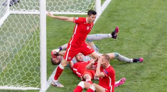 Wynik lepszy niż gra. Oceny Polaków po meczu z Albanią